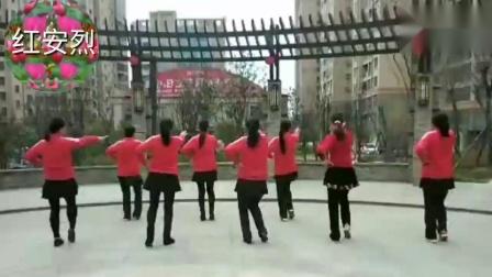 陵园舞蹈队广场舞《相伴一生》