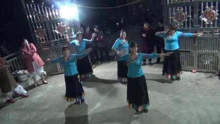 赛口社区广场舞﹤永镇村舞蹈队1﹥