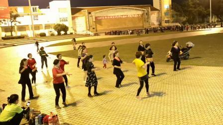 《不要停》广场舞,叶子舞蹈队2019-3-17