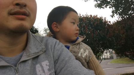 2019.3.17早上带宝宝跑步休息时间