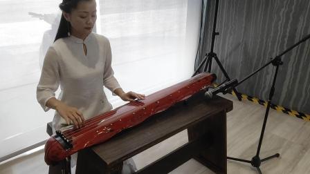 晟迪东煌  古琴+舞蹈