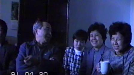 1991.04.19-21.绍兴-杭州同學會上
