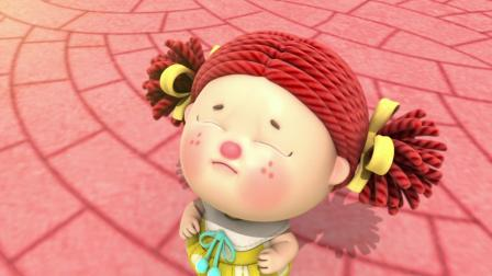 「彩虹宝宝」妞妞为什么哭了呢?