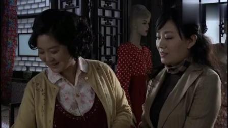 刘青来做衣服,醉翁之意不在酒,小麦几句话,把她气的差点崴脚