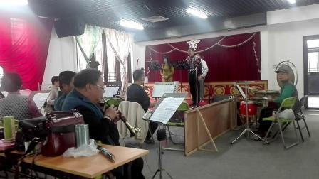 粤曲对唱(平贵别窑)演唱:罗明德.高俭欢.20190318