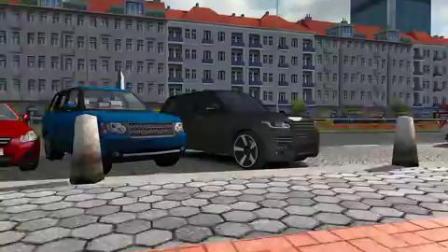 欧洲卡车模拟2 #210: 斯达泰克改装版 2018款路虎揽胜