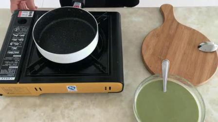 学习西点需要学习面包么 学做蛋糕的视频 芒果千层蛋糕的做法