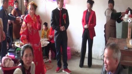 朱子西余利美婚礼