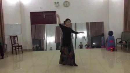 雨荷原创古典舞《红颜劫》