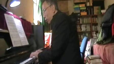 朱学松钢琴教学(车尔尼钢琴599)第9首