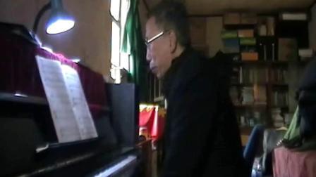 朱学松钢琴教学(车尔尼钢琴599)第10—11首