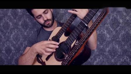 Luca大神玩吉他,又开了眼界!