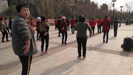 拍打经络健身操广场舞~恒大健身点