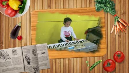 凌异音乐工作室 和子淇同学电子琴成品曲展示完