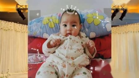 玥玥百日留念视频相册---2019