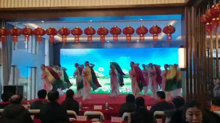 丝绸之路(彭泽县红珊瑚舞蹈队))