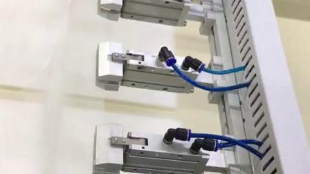 塑料膜定尺切割机