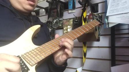 大调和lydian属音阶的切换 高地乐器 fusion 融合 大罗