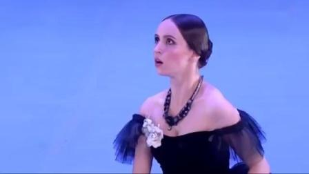 玛格丽特与阿尔芒 俄罗斯《大芭蕾》选秀节目 Julian Mackay(美国),Skylar Brandt(美国)