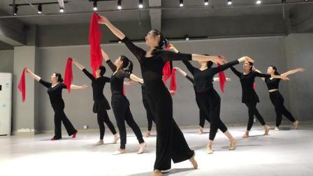 中国舞红高粱主题曲《九儿》舞蹈教学视频