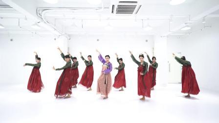 派澜沙尾校区 中国舞《菩萨蛮》熊丽珊