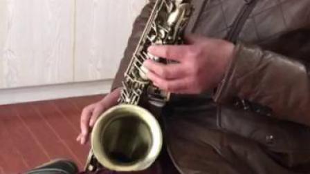 萨克斯🎷《猫》音乐剧主题曲,高毕把玩