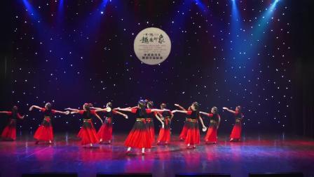 """""""一带一路·越南印象""""中越青少年舞蹈交流展演j节目《花绽放》"""