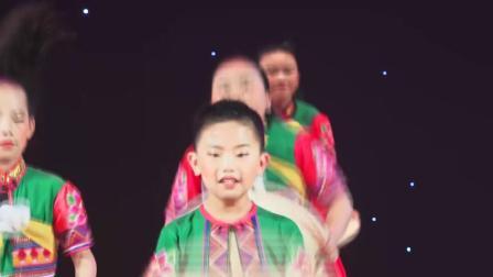 """""""一带一路·越南印象""""中越青少年舞蹈交流展演j节目《草帽儿》"""