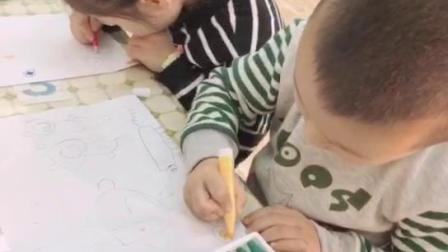 幼儿园日常