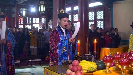 北京白云观己亥年庆贺道德天尊圣诞祈福法会