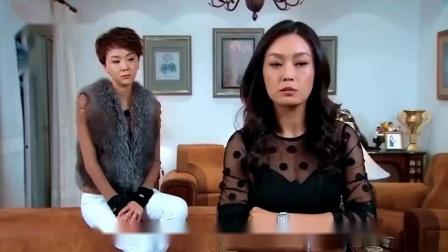妻子和前妻在家吵着分家产,谁料把婆婆给气进医院,丈夫发狂了