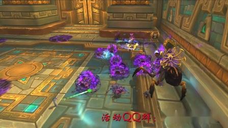 《魔兽世界》主播活动集锦:3月16日魔兽主播活动 收割地下城(联盟)