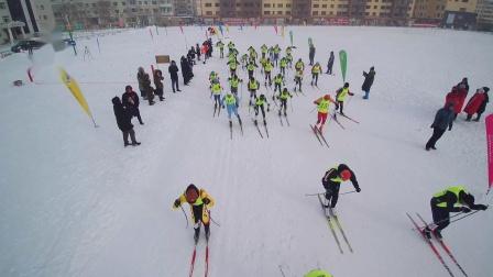 冰雪第十四届冬季运动会宣传片