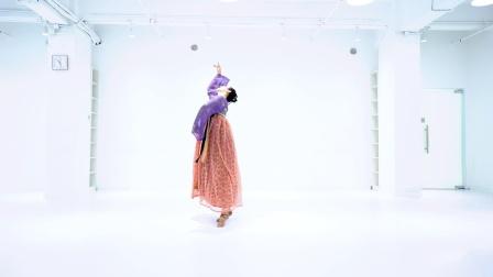 派澜沙尾校区 中国舞《早春》熊丽珊