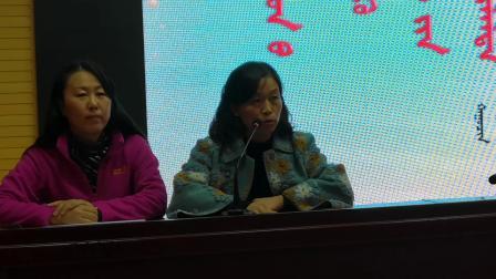 民小大队部红莲老师对毕业班学生提出殷切希望