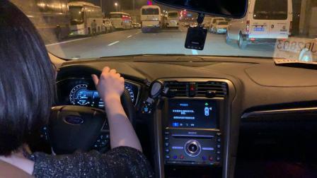 福特-新蒙迪欧:平行泊车功能体验
