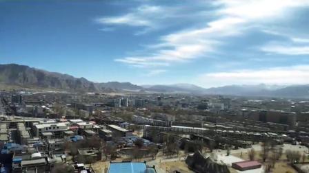 日喀则市全景