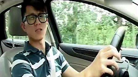汽车试驾测评体验视频蒙迪欧致胜油耗测试
