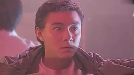 《老友鬼鬼》由于张卫健是死于非命所以要等候发落