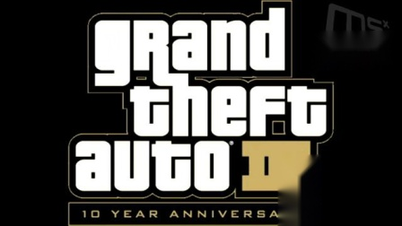 Grand Theft Auto III - MSX FM 《No Commercials》
