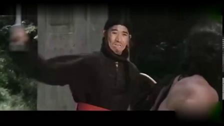 经典的香港功夫电影《少林门》主演-谭道良、田俊、成龙、洪金宝