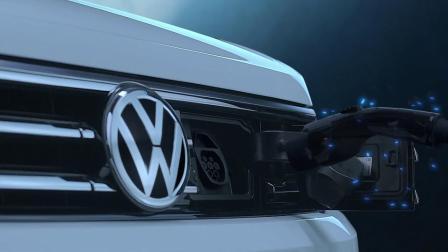 上汽大众首款新能源SUV  途观L 插电式混合动力版 震撼上市