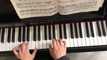 克莱门蒂 小奏鸣曲No36-1第三乐章