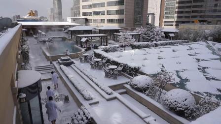 人间仙境-雪后葫中天