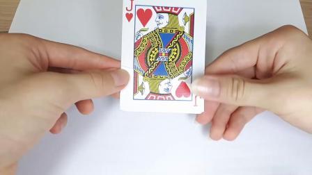 Vanish A Card Visually!! Felix Bodden G O N E REVEALED!! 新式 消牌