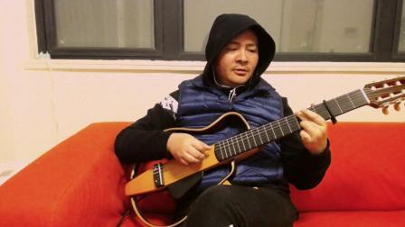 美丽心情吉他弹唱