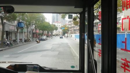 [巴士四公司]933路公交车Z0A  310号车,辉河路中山北二路(运光新村)∽东体育会路中山北二路
