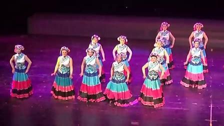 彝族舞蹈:留客歌