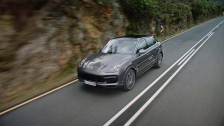 【海罐·汽车】2020款保时捷卡宴Turbo Coupe 内饰外观和驾驶乐趣 @ocejar海罐