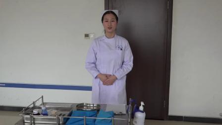 宜阳县人民医院中心静脉导管维护术